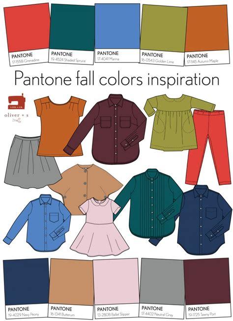 pantone fall 2017 pantone fall 2017 colors news of sewing