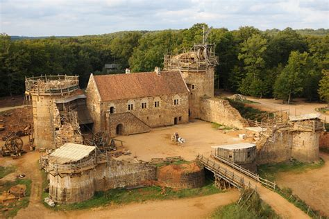 Building Castles by For 20 Years The Been Building A
