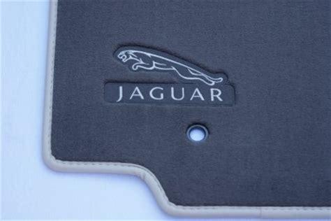 Jaguar Xf Floor Mats by Genuine Jaguar Xf 2008 On Oyster Light Grey Car Mats