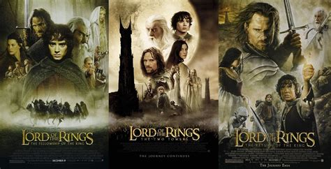 film fantasy bagus the lord of the rings trilogy
