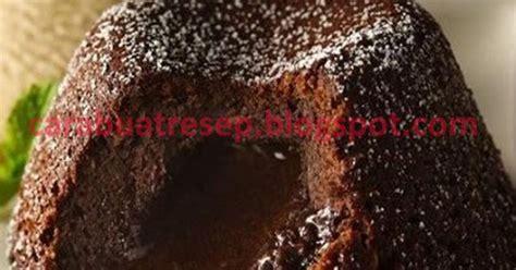 cara membuat donat menggunakan bahasa inggris cara membuat molten lava cokelat cake resep masakan