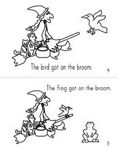 Powder Room Art - room on the broom clipart 47