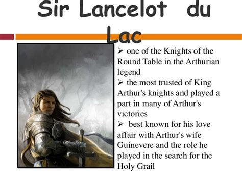 Names Of The Knights Of The Table by King Arthur And The Knights Of The Table