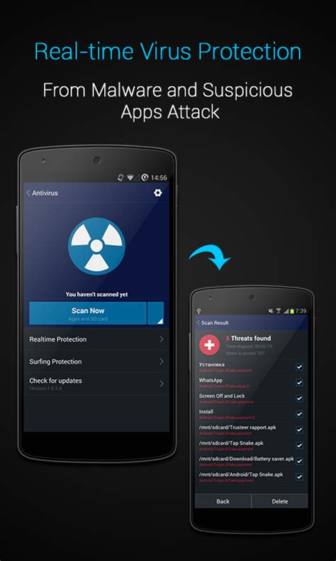 how to clean virus from android amc security antivirus clean android apps on play