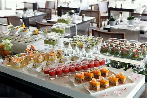 buffet breakfast at Hotel Arts Barcelona?s Club Lounge