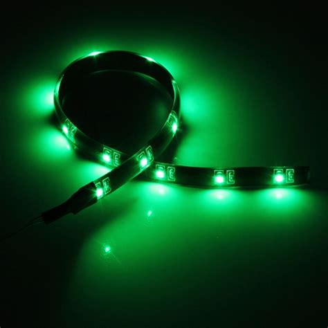 4 5v battery operated 30cm led strip light waterproof