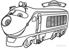pics photos chuggington coloring pages kids