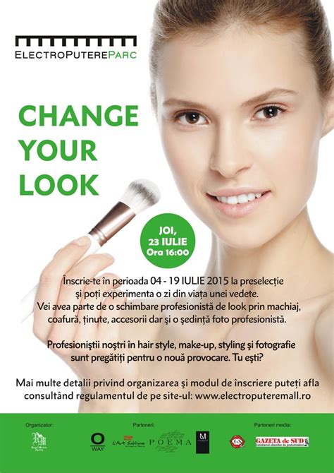 Your Look by 2015 Change Your Look Electroputere Parc Royal