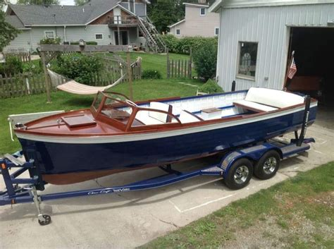 skiff boats for sale uk 1958 chris craft 22 sea skiff power new and used boats for