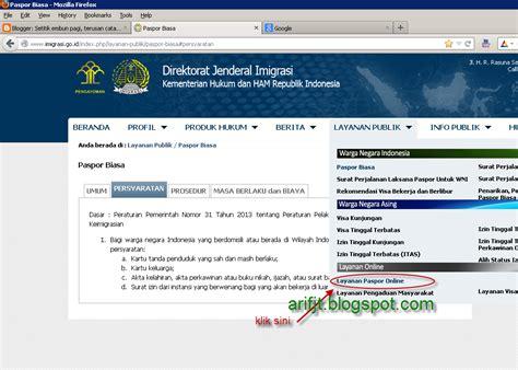 membuat paspor baru yang hilang setitik embun pagi terusan catatan waktu blogku di