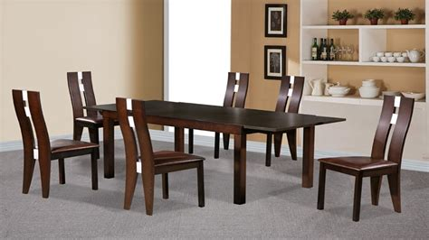 do chairs to match dining table why you should mix and match wooden dining table and