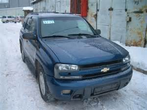 a 2004 trailblazer ext 6 cyl need to replace the