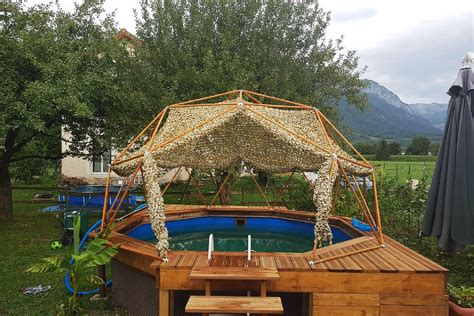 dome cabin kits this diy geodesic dome goes anywhere curbed
