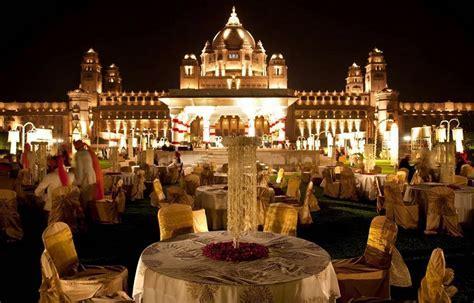 Top 10 Luxury Wedding Destinations In India