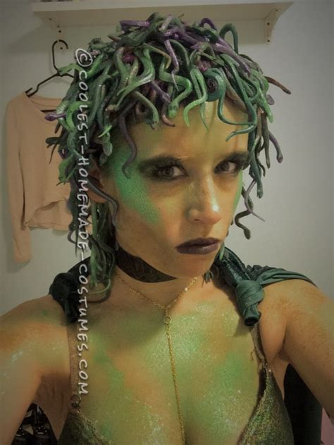 a l shade costume medusa costume 150 shades of snakes