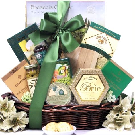 holiday cheese gift baskets cheese holiday christmas