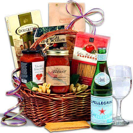 san pellegrino italian gift basket auction baskets