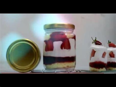 cara membuat cheese cake jar cara membuat cake in jar youtube