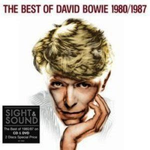 bowie best of the best of david bowie 1980 1987