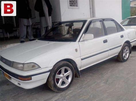 Toyota Corolla 88 Toyota Corolla 88 Model Abbottabad