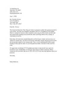 Grant Cover Letter by Doc 728942 Sle Grant Applications Grant Letter Exle Cover Letter Sle Grant