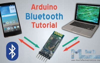 tutorial arduino bluetooth android 10 ideas about arduino bluetooth module on pinterest