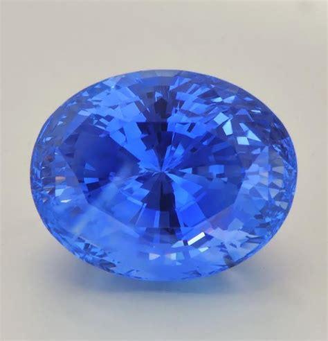 sapphire color 22 carat quot cornflower blue quot ceylon sapphire color