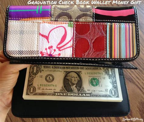 How To Get The Money Off A Gift Card - unique checkbook money gift graduation thoughtful gifts sunburst giftsthoughtful