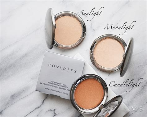 cover fx the light highlighting powder moonlight cover fx light highlighting powder makeup sessions