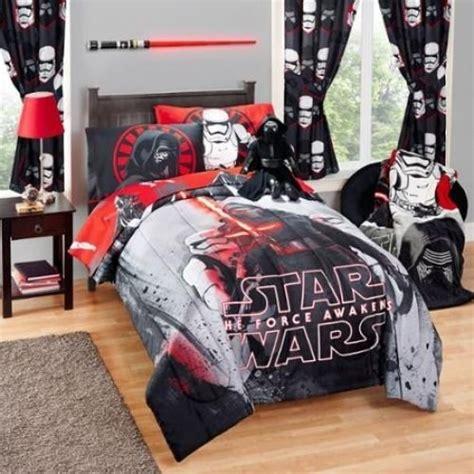 star wars bed in a bag star wars kylo ren boys kids full reversible comforter