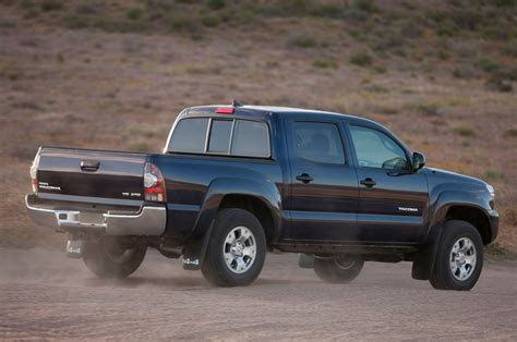 toyota tacoma 2014 toyota tacoma prerunner first test