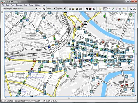 america map for gps garmin maps city navigator america