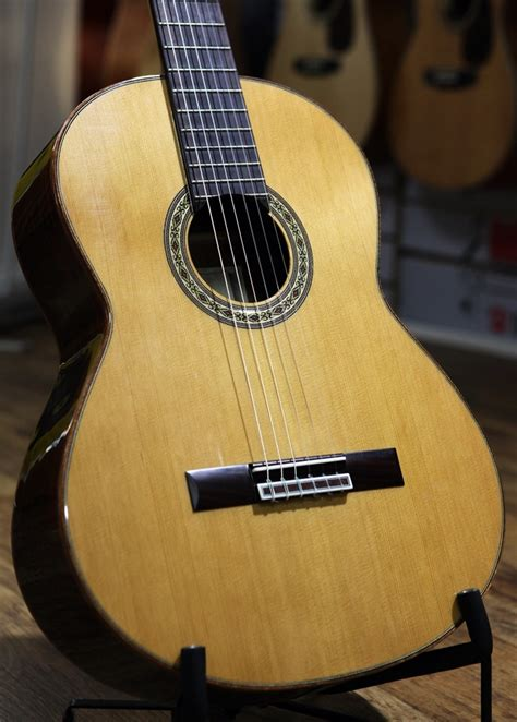 Handcrafted Classical Guitars - admira a10 handcrafted classical guitar
