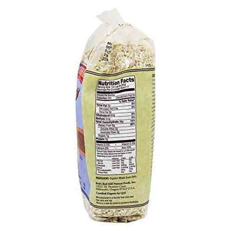 Bob S Mill Gluten Free Organic Cooking Rolled Berkualitas bob s mill gluten free organic cooking oats 32
