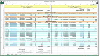 excel accounting templates general ledger accounting