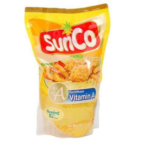Minyak Sunco bonnet supermarket