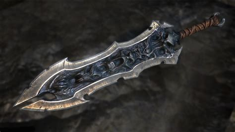 darksiders sword pin darksiders chaos eater sword of war penned by on