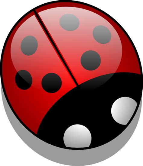clipart animate gratis ladybug clip at clker vector clip