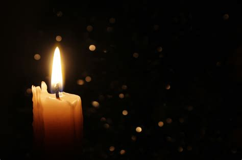 Candle Lighting Times Washington Dc by Blue Service Offers Comfort To The Suffering