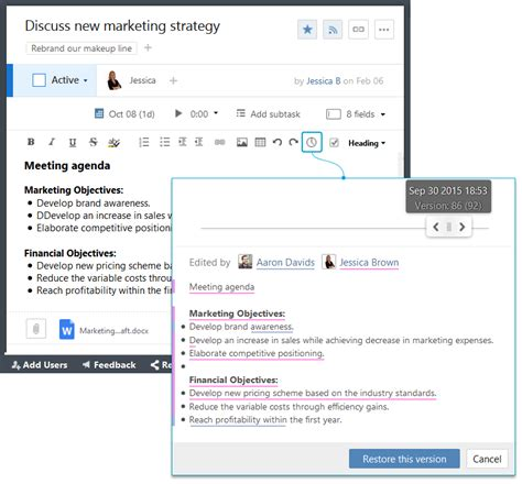 Real Time Document Collaboration Software