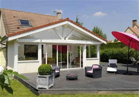 veranda 19m2 vie veranda v 233 randa et pergola extension bois et