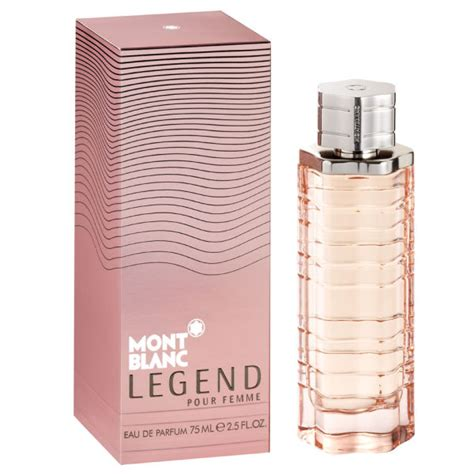 montblanc legend pour femme edp 75ml free delivery