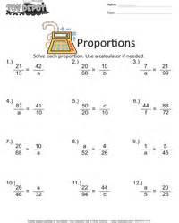 7th Grade Proportions Worksheet - Tecnologialinstante