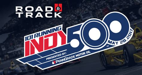 Road And Track Sweepstakes - road track indy 500 sweepstakes 2017 roadandtrack com indy2017