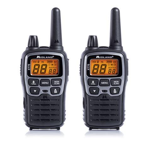 walkie talkie midland xt70 walkie talkie c1180 midland europe