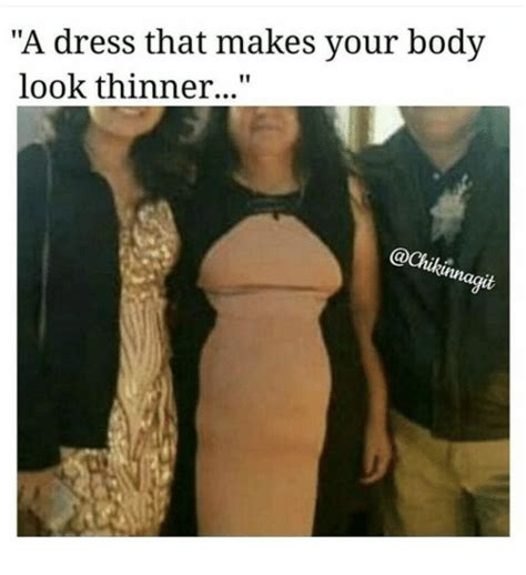 Digital Makes You Look Thinner by A Dress That Makes Your Look Thinner Hikinnagit