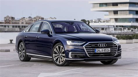 Audi A8 2019 by The 11 Coolest Technologies On The 2019 Audi A8