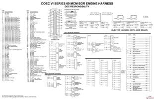 ddec v ecm wiring diagram get free image about wiring diagram