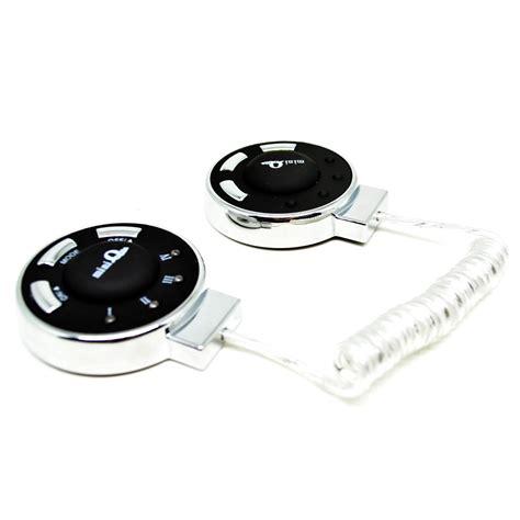 Alat Pijat 8 In 1 slimming stovepipe thin waist belt rejection alat pijat pelangsing black