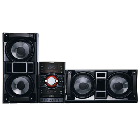 Mini System mini system sony genezi mhc gtr66h c mp3 usb duplo e